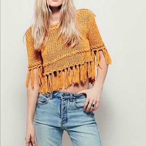Free People Sweater, Rare Color NWT